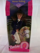 Horse Riding 1997 Barbie Doll #19268