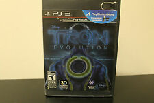 Tron: Evolution  (Sony Playstation 3, 2010) *Tested