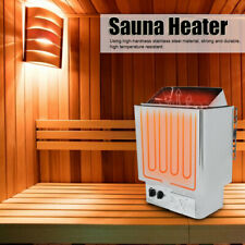 3KW/6KW Stainless Steel Internal Control Sauna Stove Heater for Steaming Room