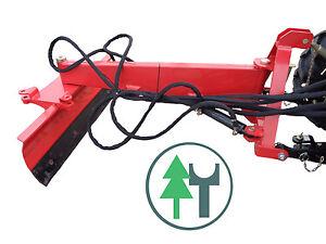 Schneeschild hydraulisch PS180H 180cm Planierschild für Traktor Kleintraktor