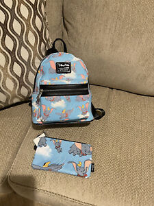 disney dumbo loungefly And Pouch