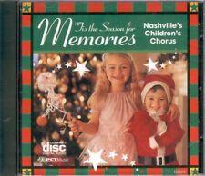 Tis The Season for Memories by Nashville's Children's Chorus (CD, 2006)