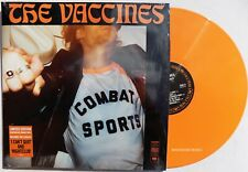 THE VACCINES LP Combat Sports ORANGE VINYL Limited Edition NEW and SEALED