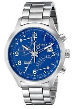 Timex Men's TW2P60600 Intelligent Quartz Fly Back Chrono Analog Display Analog Q