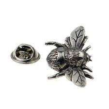Bumble Bee English Pewter Lapel Pin Badge XWTP106