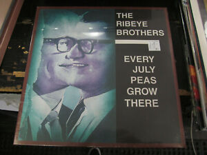 RIBEYE BROTHER Every July Peas Grow There LP sealed 2020 VINYL Record GARAGE NEW