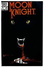 1)MOON KNIGHT #29(3/83)'vs. WEREWOLF BY NIGHT'(BILL SIENKIEWICZ)CGC IT(9.6+)RARE
