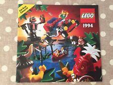 CATALOGO LEGO 1994 CATALOGUE KATALOG