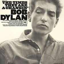 BOB DYLAN 'THE TIMES THEY ARE A CHANGIN' BRAND NEW RE-ISSUE LP ON 180 GRAM