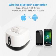 Mini Bluetooth Thermal Printer USB ESC/POS/STAR Receipt Printer For Android IOS