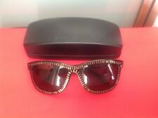 ALEXANDER WANG AW 3/3 PRE-OWNED LINDA FARROW ZIPPER BLACK/BRASS  SUNGLASSES