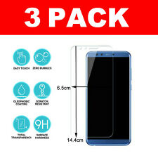 For Huawei Honor 9 Lite Tempered Glass Screen Protector - CRYSTAL CLEAR