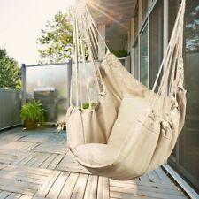 Hammock Chair Outdoor Indoor Garden Bedroom Furniture Outdoo