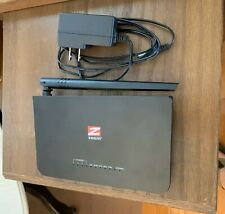 Zoom ADSL Modem Model 5792 + Wireless Router With WiFi Built In DSL VGC