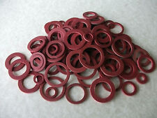 100 IMPERIAL Fibre Washers.  Bsa Triumph Norton Amal,  BSP, Classic Motorcycles