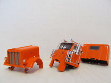 DCP 1/64 SCALE 389  PETERBILT, HOOD, GRILL, CAB &  SLEEPER  (PARTS ONLY)