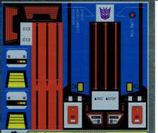 Figuras de acción de Transformers y robots figura megatron