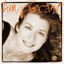 AMY GRANT - HOUSE OF LOVE - CD, 1994