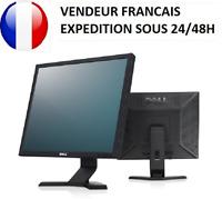 ECRAN PLAT MONITEUR  PC ORDINATEUR TFT LCD 19 POUCES DELL E190S ETAT NEUF