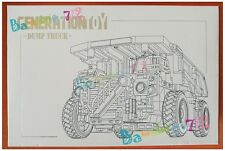 Generation GT-1GSE DumpTruck Transformers Hercules Green shadow New instock