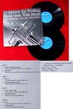 2LP J.J. Johnson Kai Winding Bennie Green Willie Dennis: Four Trombones