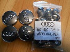 Audi Nabendeckel Radkappe Felgendeckel Felgenkappen