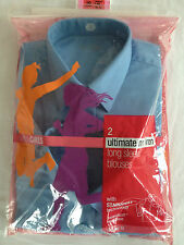 Marks and Spencer Girls' All Seasons School Shirt Uniforms (2-16 Years)