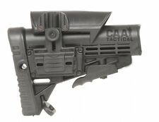 CBS + ACP CAA Tactical Butt stock.With Storage for batteries and cheek rest