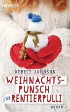 Weihnachtspunsch und Rentierpulli von Debbie Johnson / TOP-Zustand