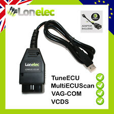 TUNE ECU DIAGNOSTIC INTERFACE CABLE - TRIUMPH KTM APRILIA BIKE TUNEECU ANDROID