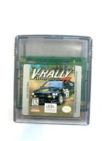 V-Rally Edition 99 NINTENDO GAMEBOY COLOR Tested + Working & Authentic!