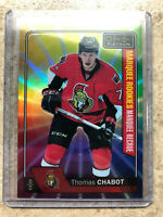 16-17 OPC O-PEE-CHEE Platinum RC #174 THOMAS CHABOT Rainbow Color Wheel