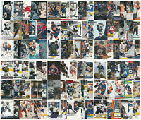 Doug Weight Lot 115 Different Cards See Scans Inserts Rookies NHL Hockey