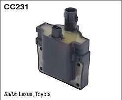 Fuelmiser Ignition Coil CC231 fits Toyota Land Cruiser Bundera 2.4 (RJ70, RJ7...