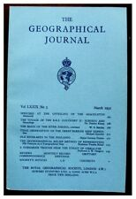 1932 Kemp - ANTARCTIC VOYAGE - RRS DISCOVERY - MAP - Graham Land - Shetland - 3
