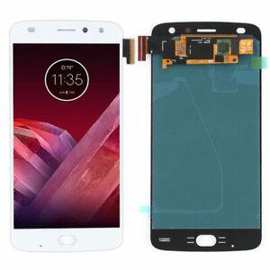 OEM White LCD Touch Screen Digitizer For Motorola Moto Z2 Play XT1710 Uk Seller