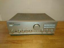 Onkyo A-8450 silber Amplificateur Amplifire Poweramp Stereo Hifi Verstärker