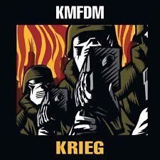 KMFDM Krieg CD 2010