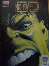 HULK: Nightmerica n°2 2003 (2 di 6)  ed. Marvel Comics  [G.157]