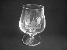 ROYAL WEDDING ~CHARLES & DIANA ~BRANDY GLASS ~GOBLET
