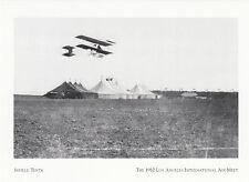 P111 Tarjeta postal largoA International Air Chocan Infield Tiendas de campañA