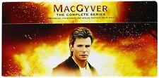 Macgyver  Serie completa ESPAÑOL NUEVO DVD CASTELLANO