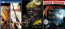 The Howling 1 2 3 4 5 6 DVD Lot 6 werewolf movies horror set NEW