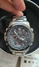 Casio Edifice EQW-M1000DB-1AER Wave Ceptor Tough Solar Multi Band 6 Watch.