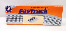 Lionel Trains 6-12035 Lighted Bumpers Fastrack 2 Per Box
