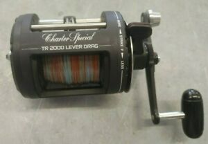 SHIMANO CHARTER SPECIAL TR 2000 LEVER DRAG