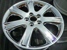"Jaguar X Type 17"" chrome factory wheel OEM free shipping !! H# 59761"