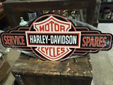 Harley Service Sign Repro