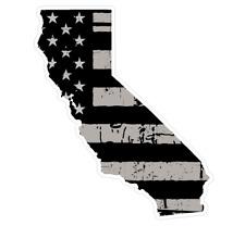 California State (N7) Distressed Flag Vinyl Decal Sticker Car Laptop Window
