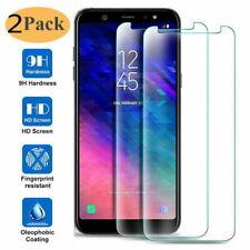 2X Tempered Glass Screen Protector For Samsung Galaxy J4 J6 J8 Plus J3 J5 J7 Pro